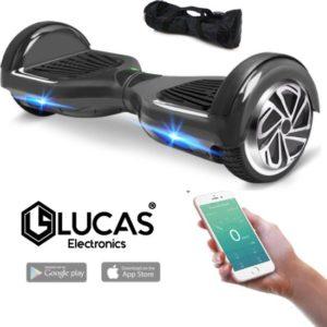 Lucas Electonics Hoverboard met app