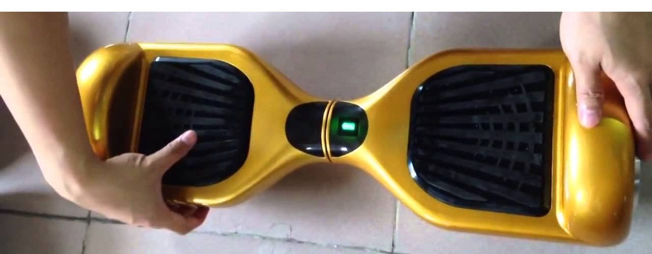 Hoverboard reset