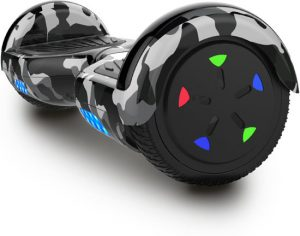 Evercross camouflage hoverboard
